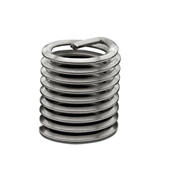M4x0.7 x 4mm Length Heli-Coil® Screw-Lock Thread Repair Insert #4184-4CN040